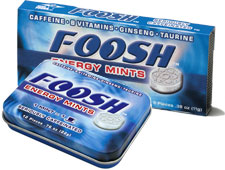 FOOSH Energy Peppermints!